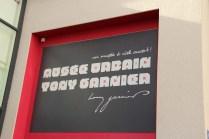 Entrée du musée urbain Tony Garnier.