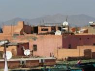 Les couleurs de Marrakech.