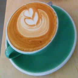 Le cappuccino vaut le détour.