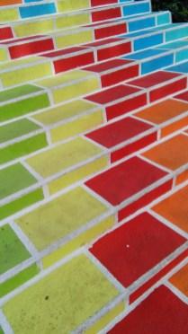 Escalier Prunelle Lyon Croix-Rousse