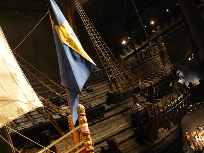 le Vasa devait être une fierté pour la Suède.