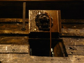 Un sabord du Vasa.