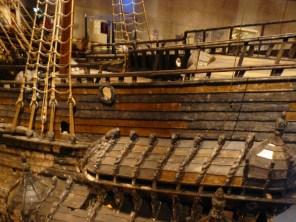 Le musée du Vasa est le plus visité de Suède.