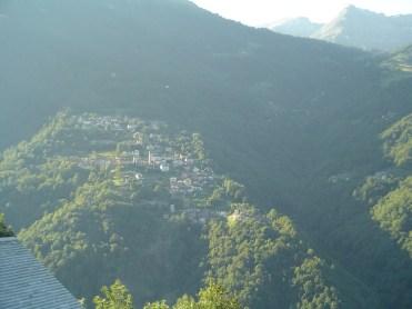 A Bognanco, on respire l'air frais.