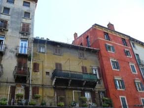 De vieilles maisons pleines de charme.