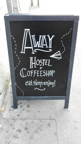 Away Hostel & Coffee Shop à Lyon