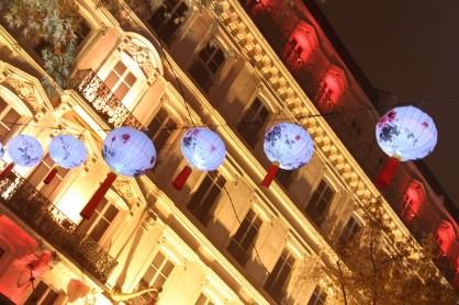 Fête des Lumières 2016 - Les Lanternes de Zigong – Rue de la République