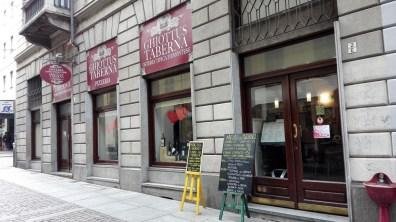 La Ghiottus Taberna à Turin