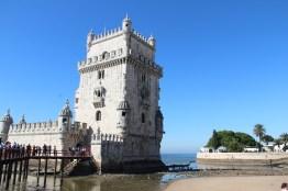 La tour de Bélem.
