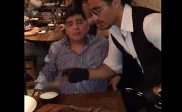 דייגו ארמנדו מראדונה