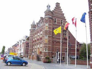 Stadhuis Hoogstraten