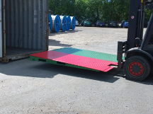 rollramp loading tool demach