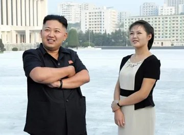 North Korea First Lady Ri Sol Ju