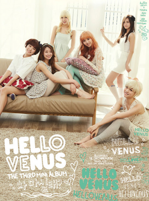 Hello Venus - Do You Want Some Tea