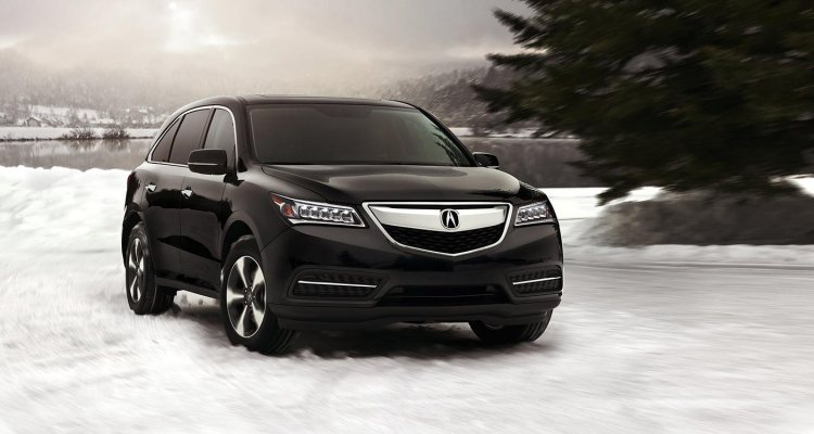 2014 acura mdx review by the fast lane car demagaga