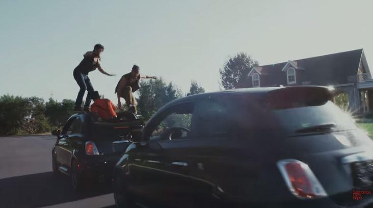 sub over hype midnight mayhem parkour drive stunts video