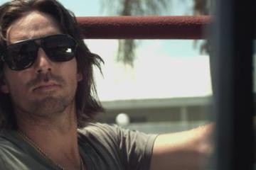 "Country music star Jake Owens' music video for his song ""Beachin'""Music video screen capture via YouTube/VEVO."