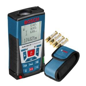 Télémètre laser Bosch GLM 250 VF Pro