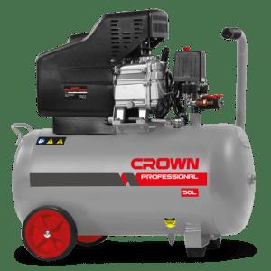 Compresseur à air Crown 2HP 50L
