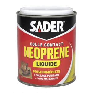 Colle contact Sader neoprene