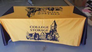 College Storage Trade Show Display 03
