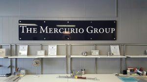 Mercurio Group Interior Sign 02