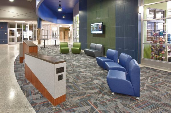 South Ridge School, MN - http://www.demcointeriors.com/