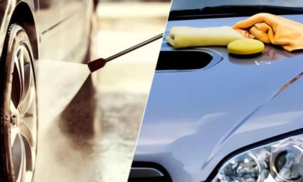 Consejos para el lavado de tu auto