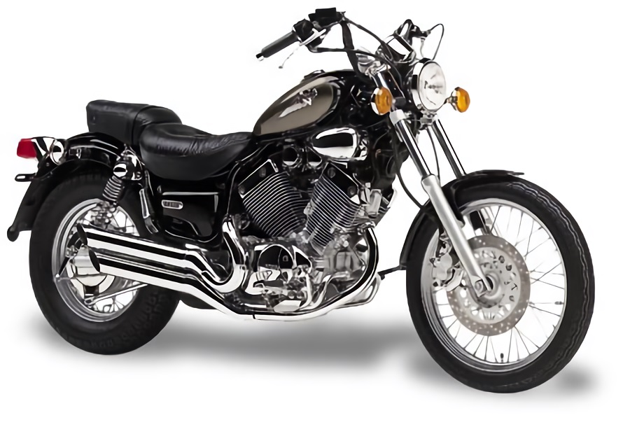 Manual Yamaha Virago 535