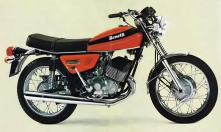 Manual despiece Benelli 250 2c