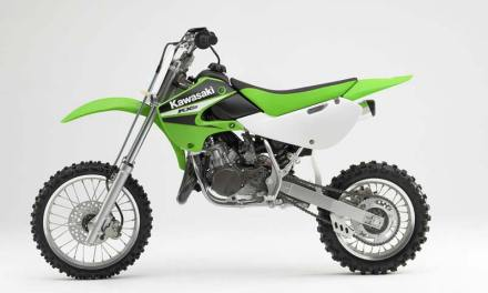 Manual Kawasaki KX65