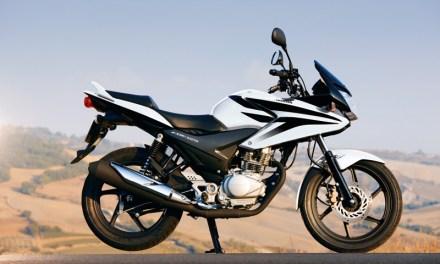 Manual del propietario Honda CBF 125M