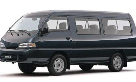Como cambiar la correa de la Hyundai H100 furgón