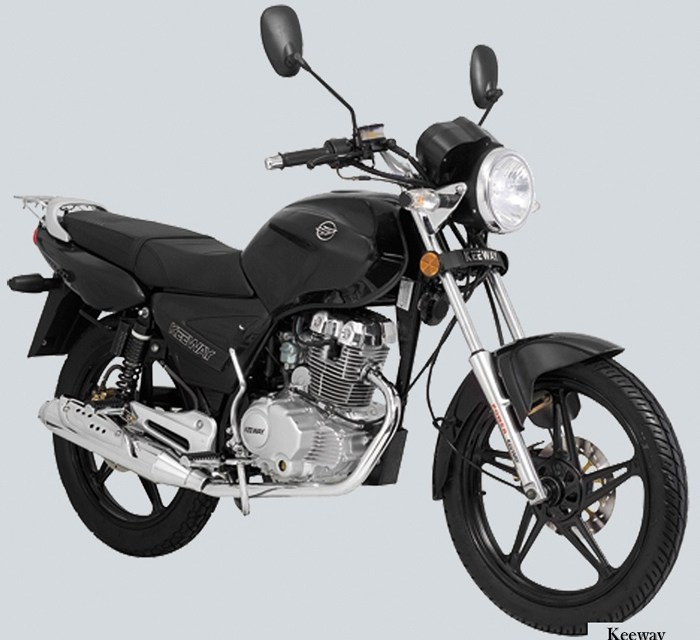 Manual de usuario Keeway speed 150