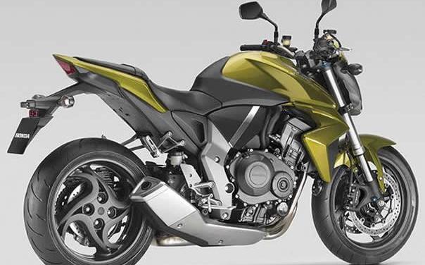 Manual del propietario de la Honda CB1000R 2008 al 2009
