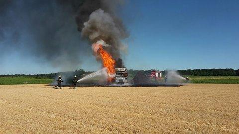 Foto: Brandweer Slootdorp