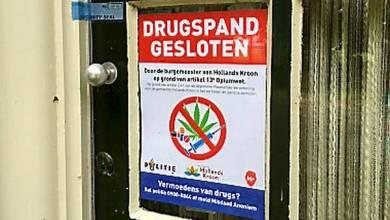 Photo of Burgemeester sluit drugspand op Wieringen