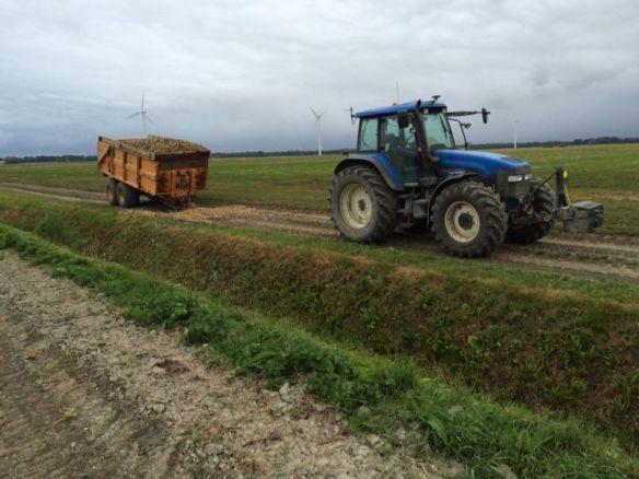Foto: De Wieringermeer Farmer FAILS