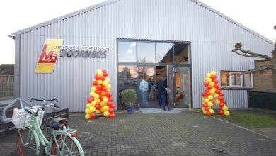 Photo of Landbouw en mechanisatiebedrijf Doornbos naar nieuwe locatie