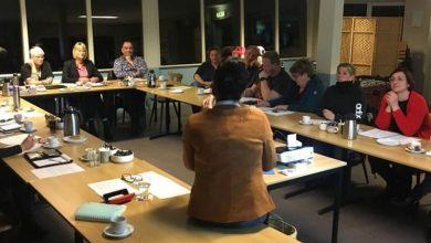 Photo of Geslaagde workshop 'Hoe om te gaan met de pers' bij Wironruiters