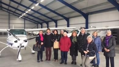 Photo of Vrouwen van Nu Wieringen naar Adventure flights