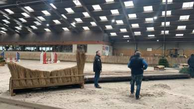 Photo of Indoor paardencross spektakel Wieringermeerruiters teruggebracht naar één dag