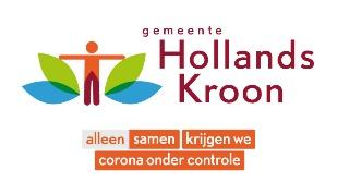 Photo of Hollands Kroon voert tijdelijk 'coronalogo'
