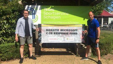 Photo of Meedoen bij Sportservice dankzij Microsoft