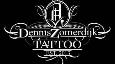 Photo of Tattooshop Dennis Zomerdijk inmiddels vol in actie