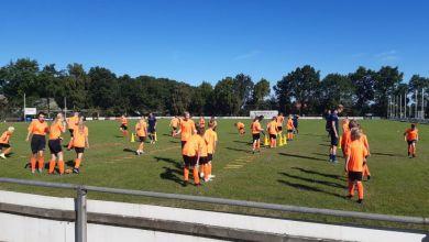 Photo of Soccer Event bij CV Wieringermeer ondersteund door de Hollands Kroonse Uitdaging