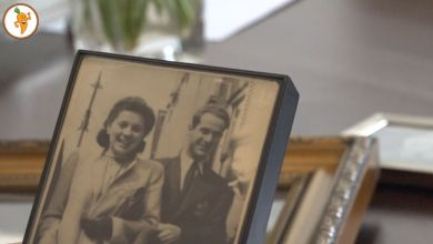 Photo of Irene verloor haar ouders tijdens de oorlog toen zij nog maar een baby was