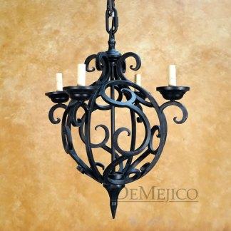Spanish Pendant, Sphere Pendant