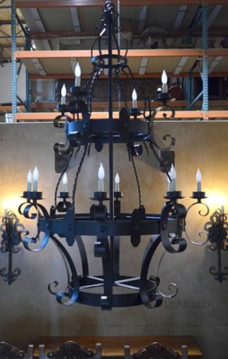 old world chandelier