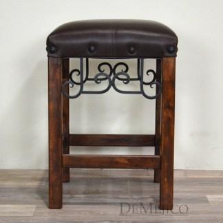 backless spanish bar stool